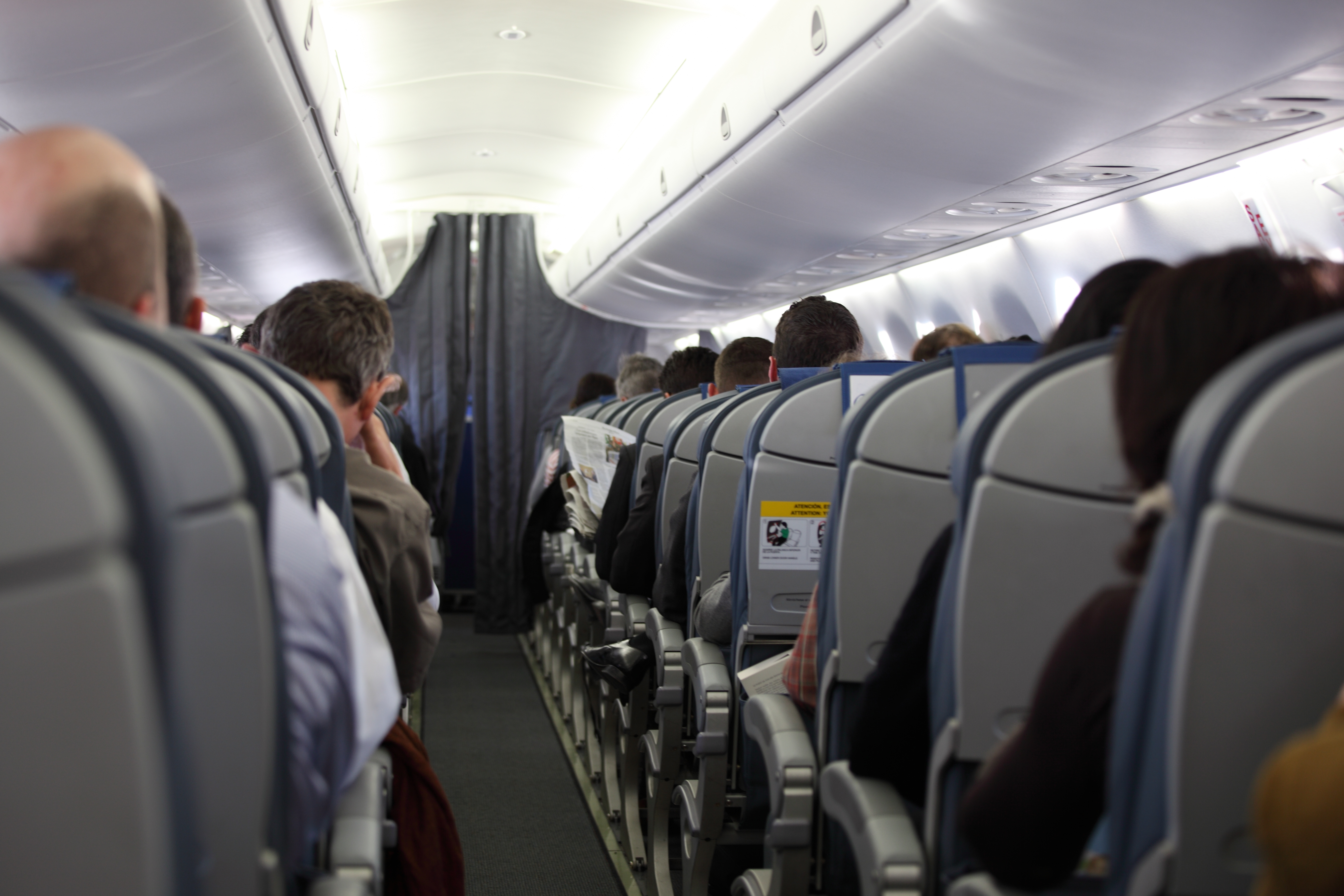 Getting Sick From Planes Is Way Less Likely Than You Think