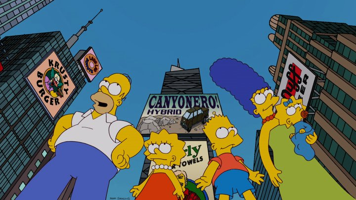 Simpsons Marathon Fxx How Long It Takes To Watch Every Episode Time Com