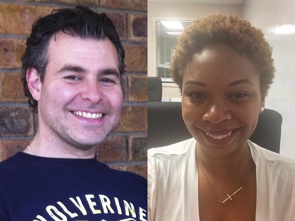 Steve Friess & Courtney Jones Stevens