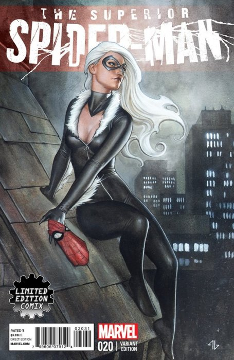 Superior Spider-Man #20                   Adi Granov Variant