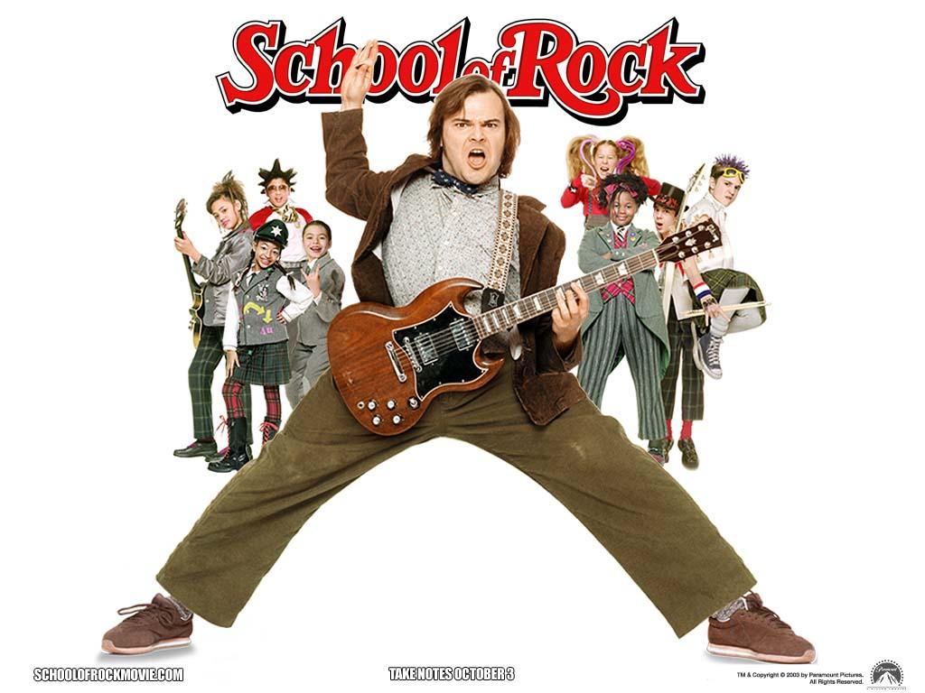Nickelodeon Green Lights School of Rock Series | Time