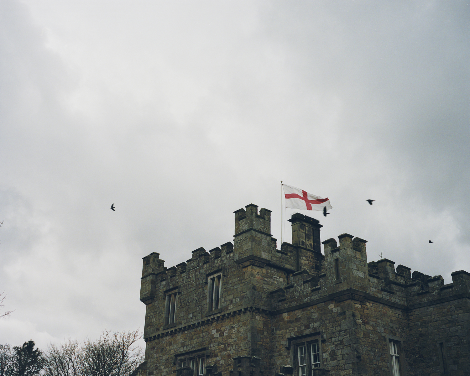 Northumberland has more castles than any other county in England, evidence of its violent past.
