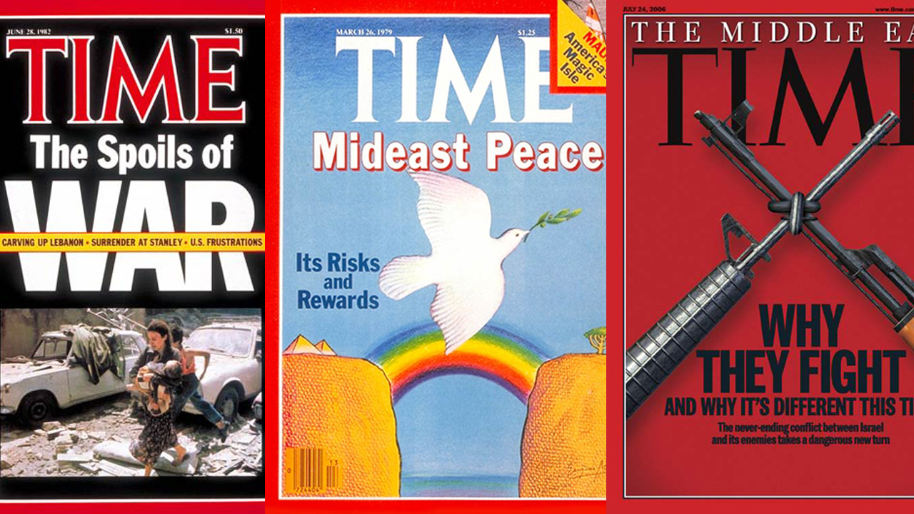 Looking back on the nearly 60 year cycle of war, hope, and broken promises in the Middle East.