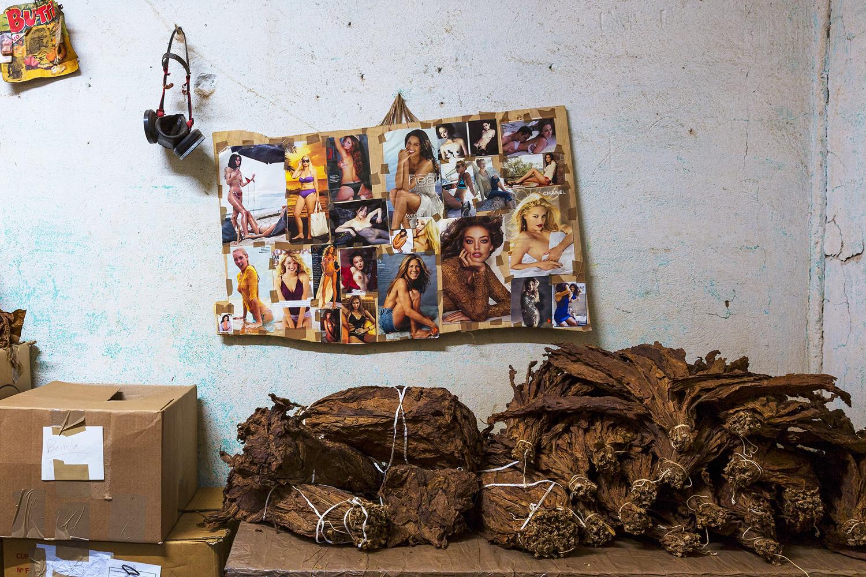 Storeroom, Tobacco Factory, Trinidad, Cuba, 2013
