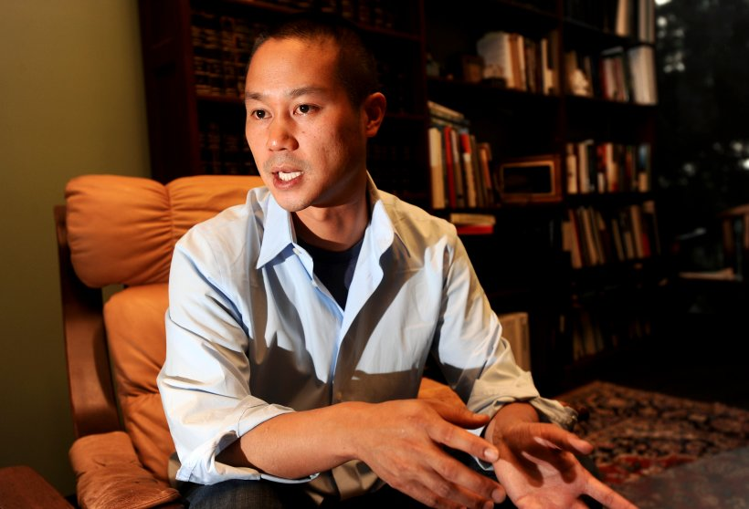 Internet Retailer Zappos.com CEO Tony Hsieh Interview