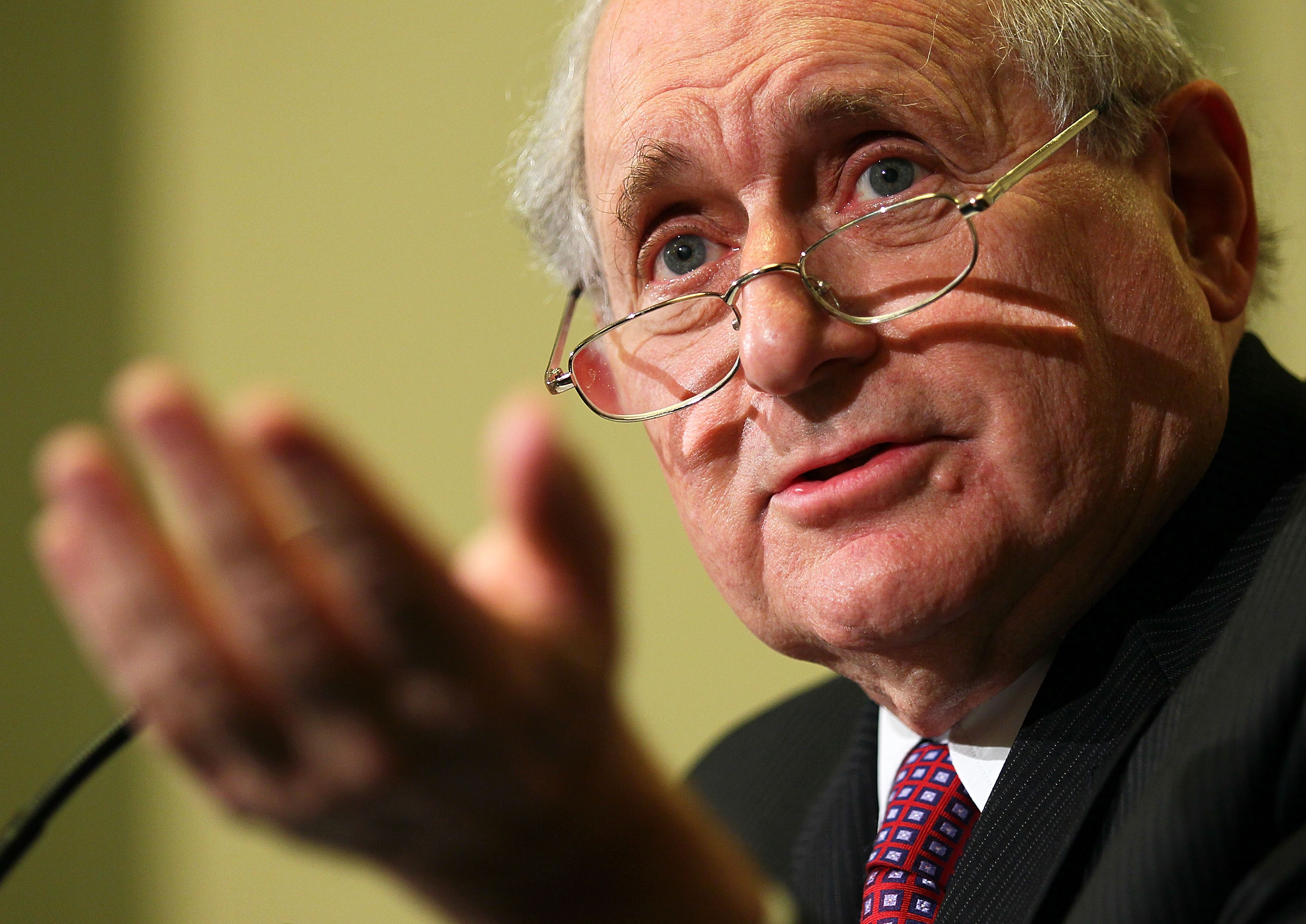 Carl Levin, retiring chairman of the armed services committee, thinks Americans have a  distorted  view of what the U.S. has accomplished in Afghanistan.