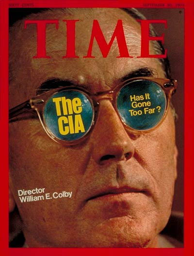 The Sept. 30, 1974, cover of TIME