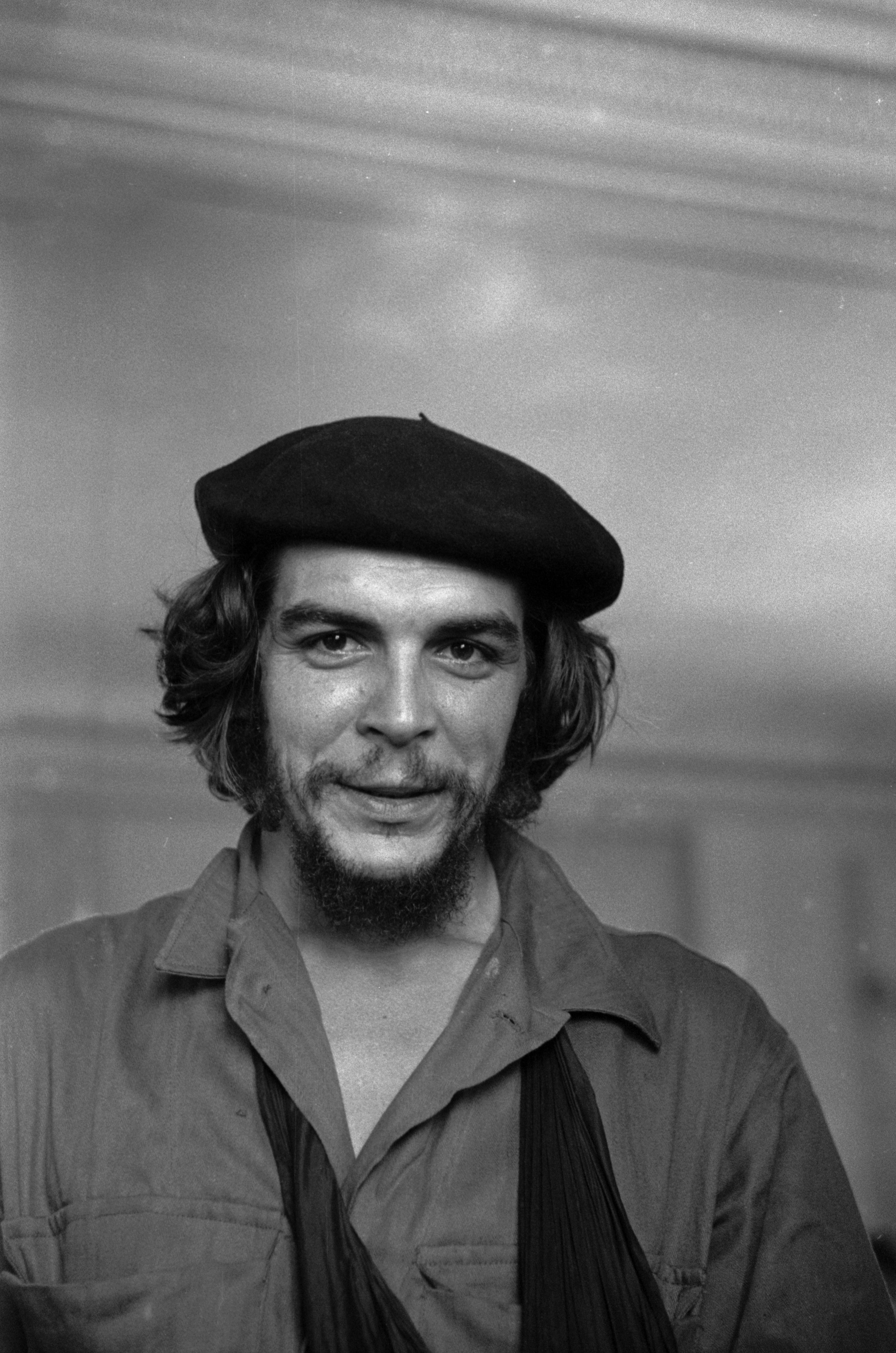 Argentinian-born Cuban revolutionary Ernesto Che Guevara. Havana, Cuba, January 7, 1959.