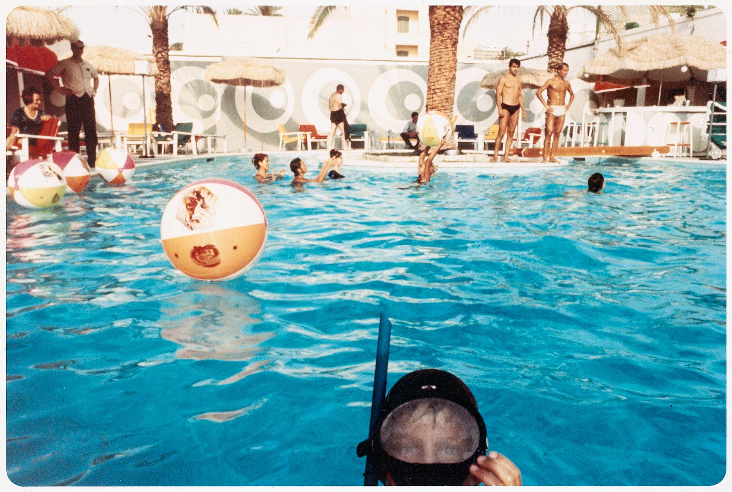 The Uaddan Hotel swimming pool