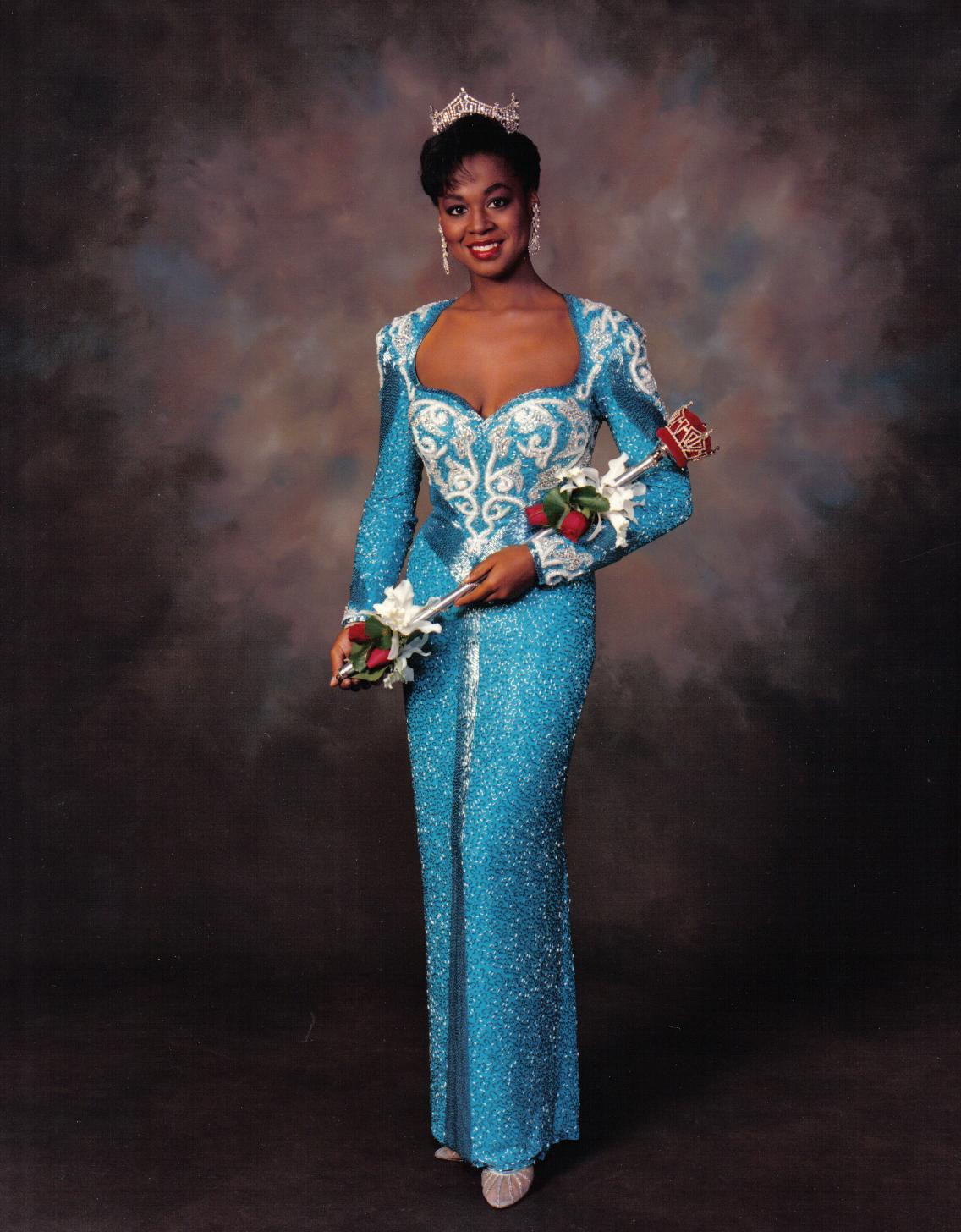 1991: Marjorie Vincent from Oak Park, Ill.
