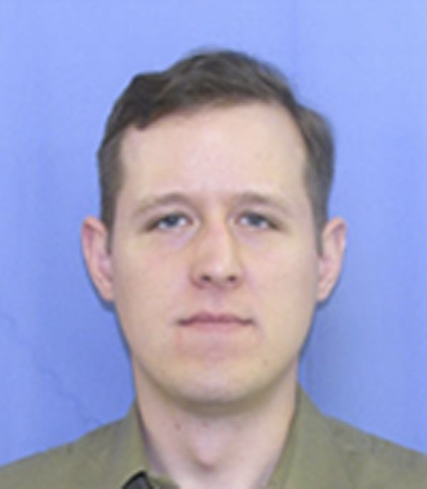 Matthew Eric Frein, 31, of Canadensis, Pennsylvania, is shown in this undated handout photo provided by the Pennsylvania Department of Transport September 16, 2014.