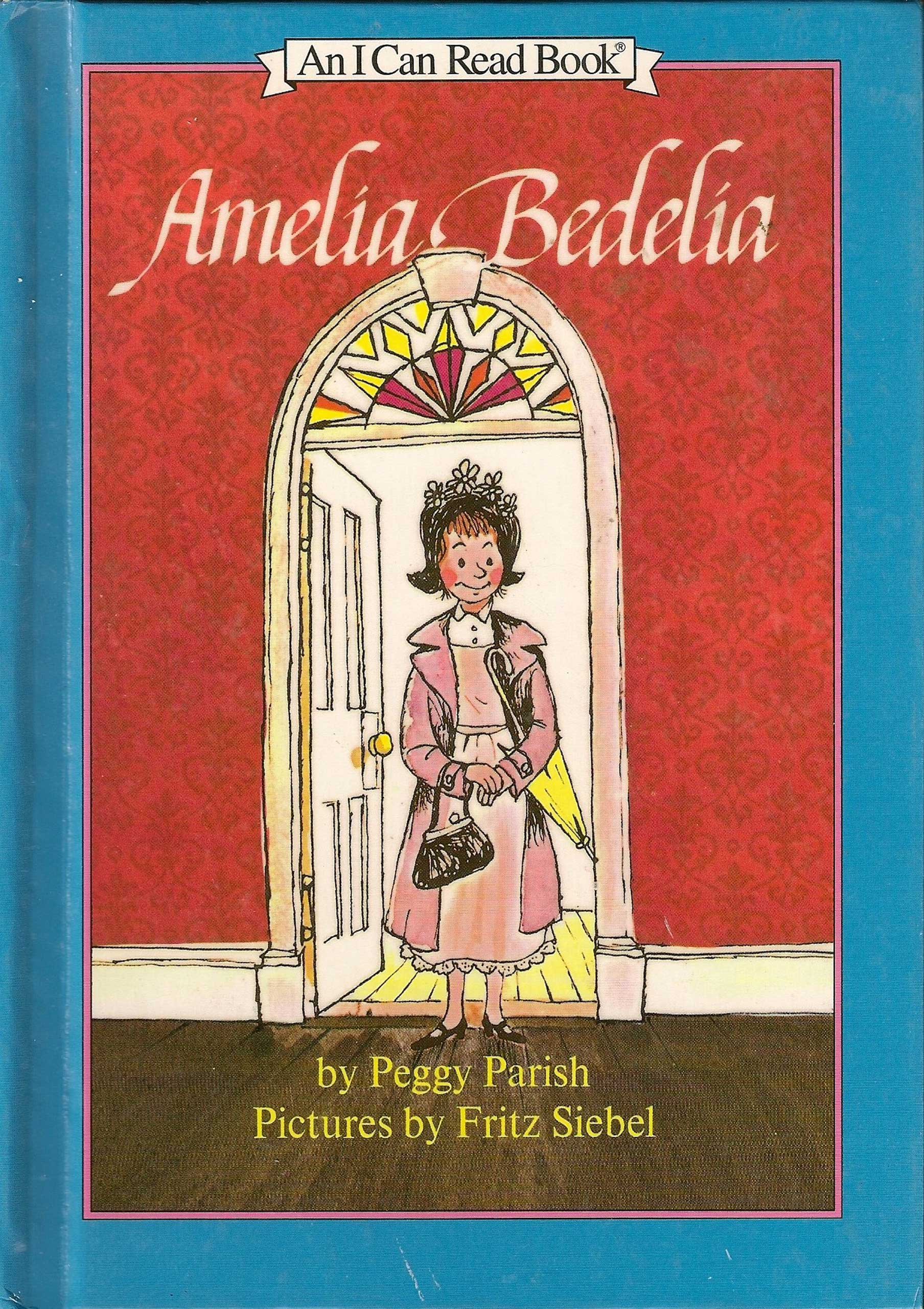 Amelia Bedelia, by Peggy Parish, illustrations by Fritz Siebel.                                                                                                                            A highly literal housekeeper charmingly misinterprets everyday language.                                                                                                                            Buy now: Amelia Bedelia