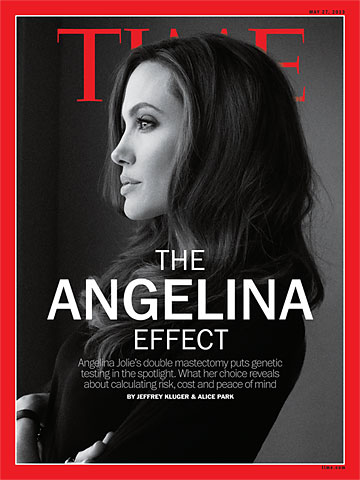 Angelina Effect Cover