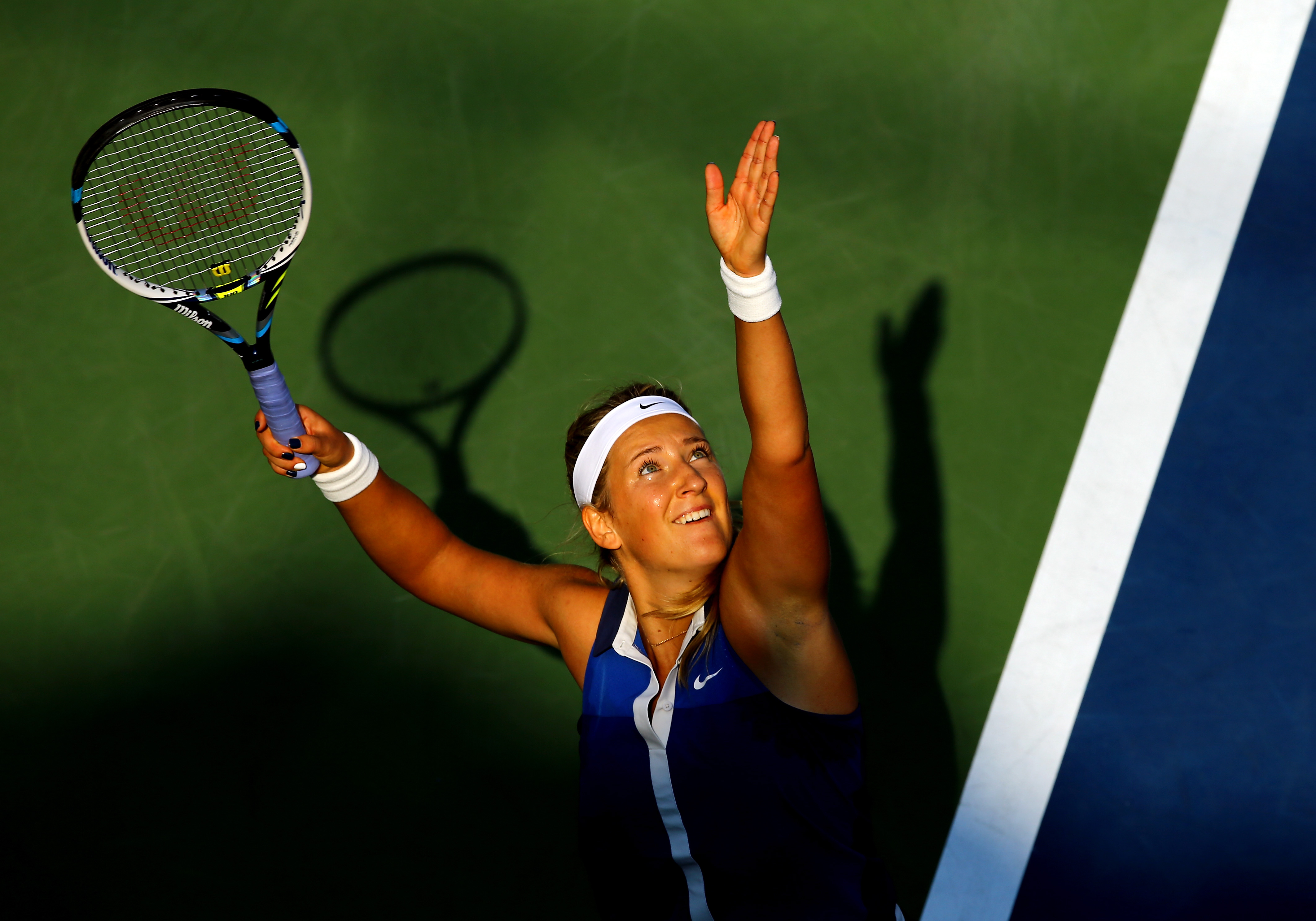 <b>Victoria Azarenka</b> knows that her notorious grunting makes Monica Seles sound tame — and she remains unapologetic about it. The 21-year-old Belarusian says the shrieking helps her accelerate and deliver more power to the ball — skills that have taken her to the quarterfinals at four Grand Slams and helped her climb to No. 4 in the world rankings in 2011.