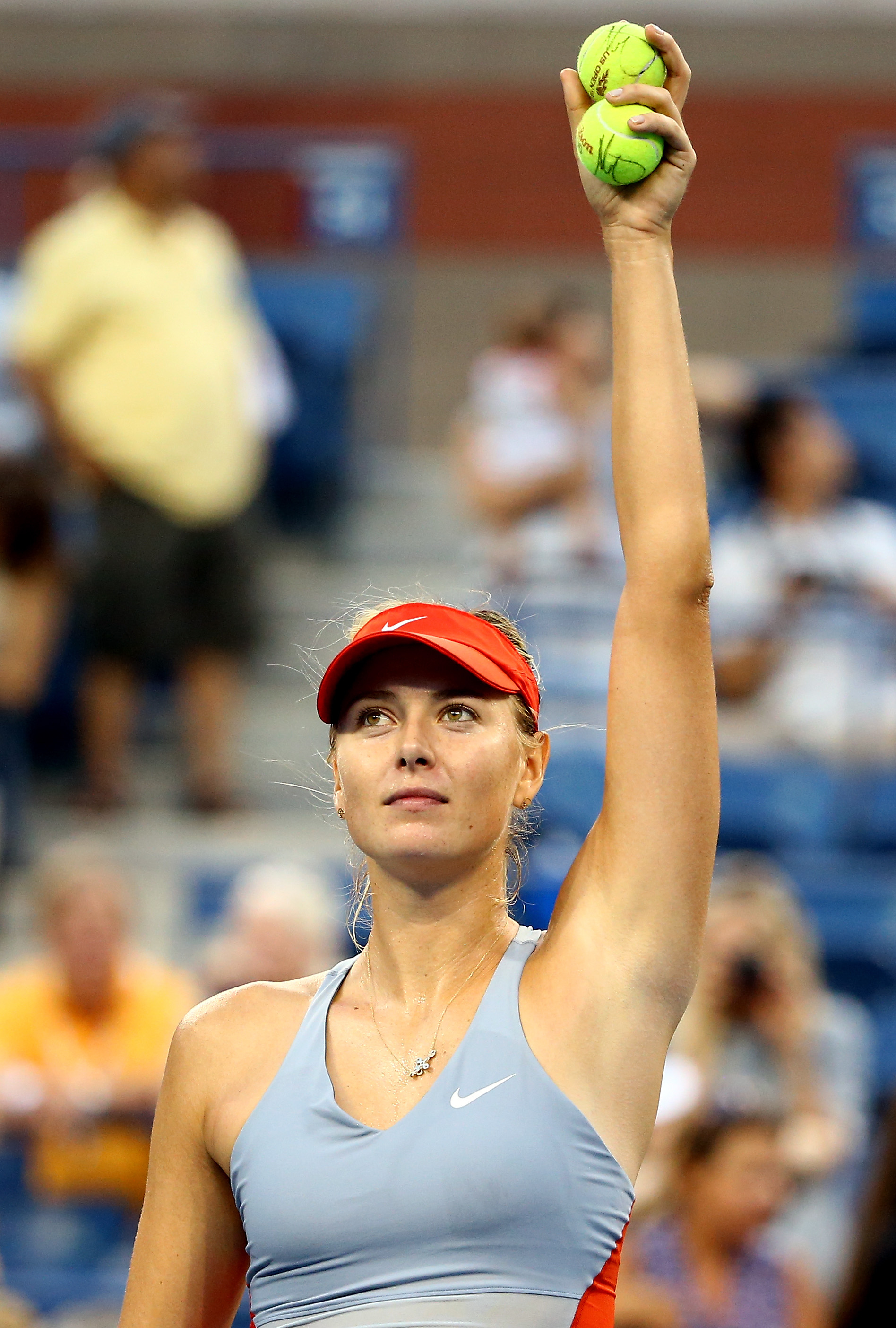 <b>Maria Sharapova</b> Anna Kournikova — the glamorous Muscovite who reached the semifinals at Wimbledon in 1997 — showed Russian tennis players what was possible. But it was Maria Sharapova who confirmed that they could have it all — if they worked really, really hard. She won Wimbledon at 17, went on to take titles at the U.S. Open and Australian Open and earned the No. 1 ranking on four occasions.