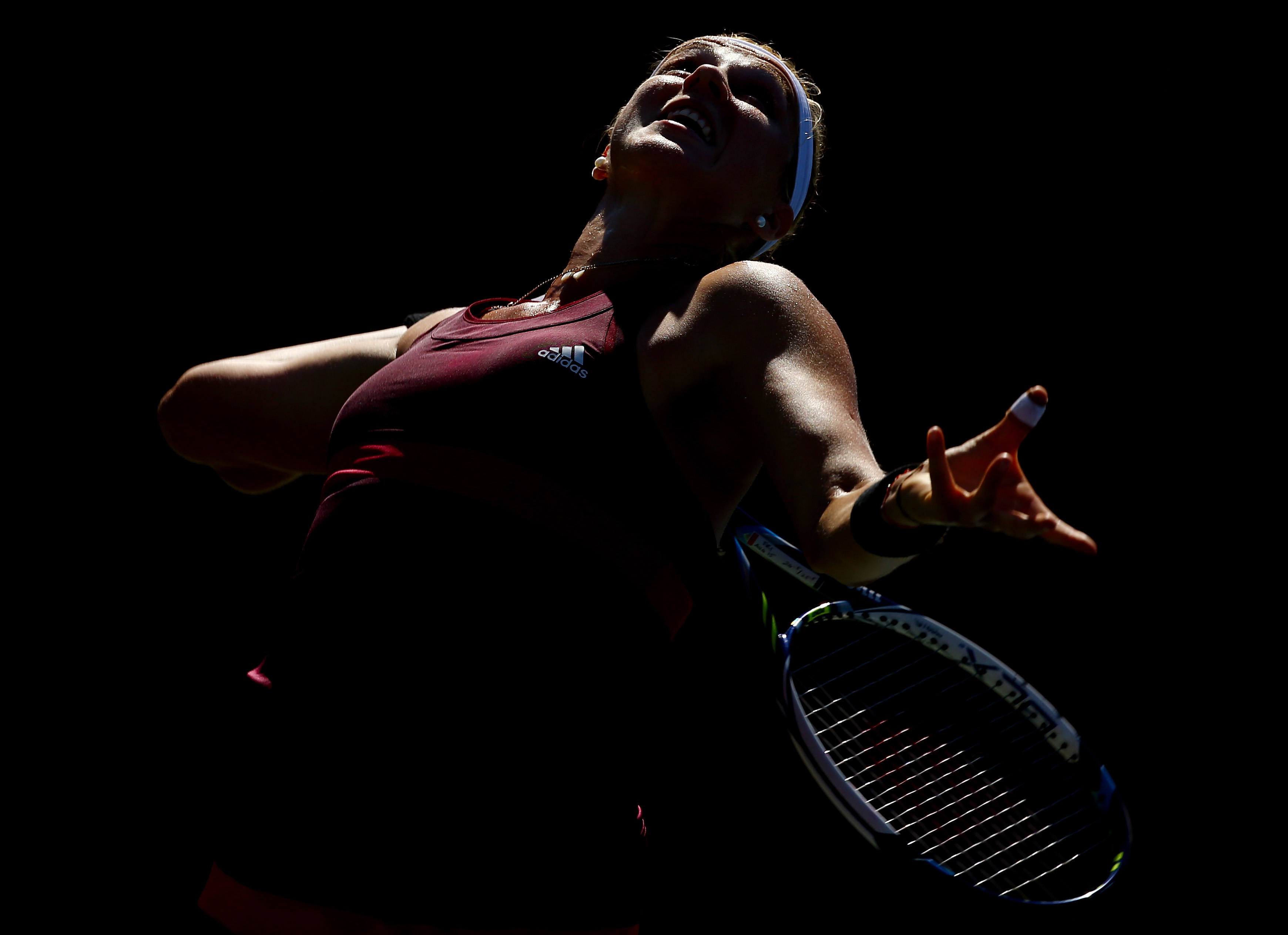 <b>Anastasia Pavlyuchenkova</b> first made headlines in 2006, when she defeated Caroline Wozniacki at the junior championships of the Australian Open. Since then, she's reached the quarterfinals at the 2011 Australian Open, defeated third-ranked Vera Zvonareva at Roland Garros and amassed nearly $2 million in prize money.