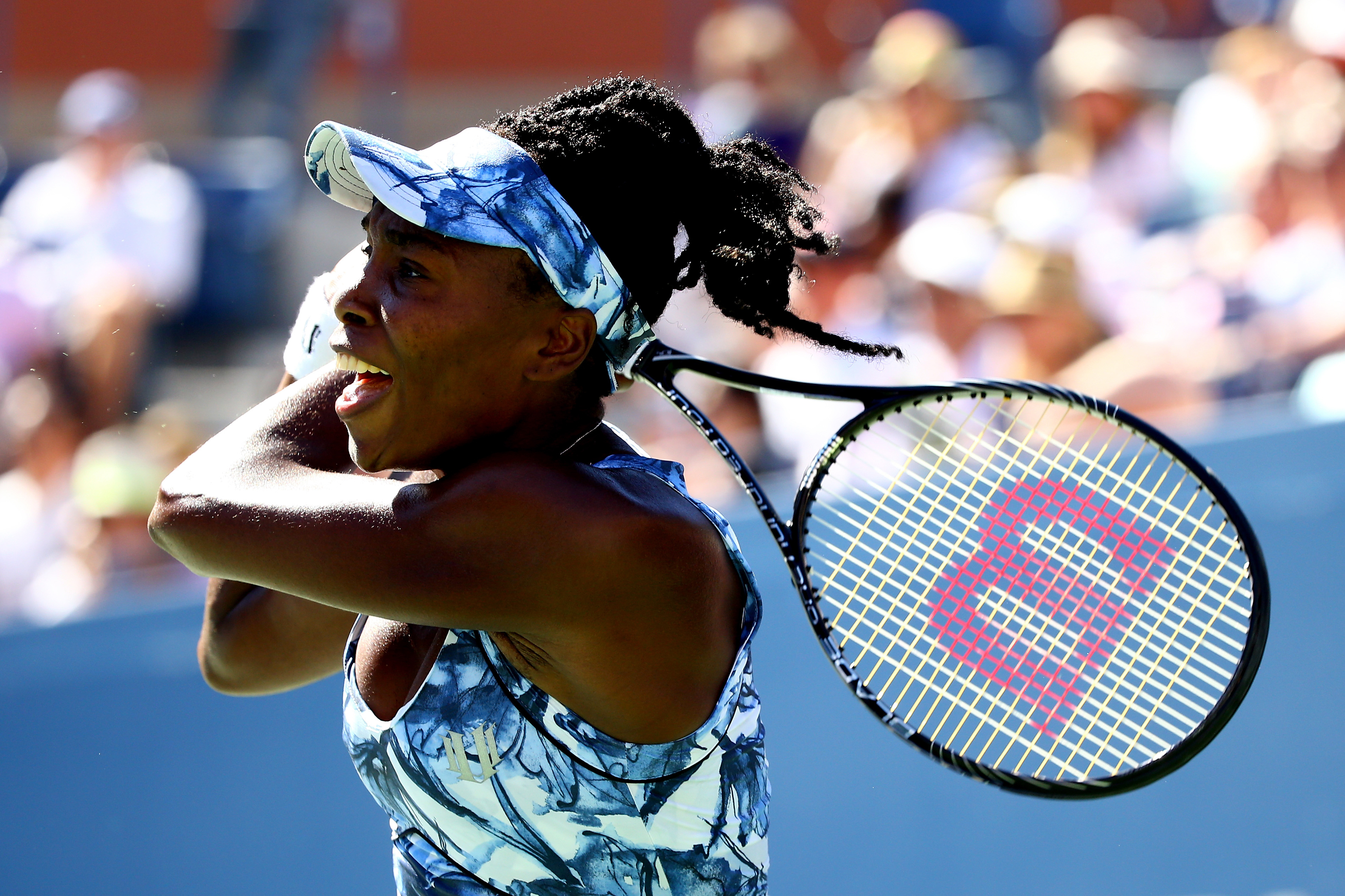 "<b>Venus Williams</b> Before her first professional tournament, when she was just 14 and wearing cornrows, Venus Williams had the audacity to tell Sports Illustrated, ""I think I can change the game."" That proved prescient. Williams — who honed her skills at a public park in Compton, Calif., while gang members guarded the grounds — brought explosive power to women's tennis, setting a Grand Slam record with her 129-m.p.h. serve in 2007."