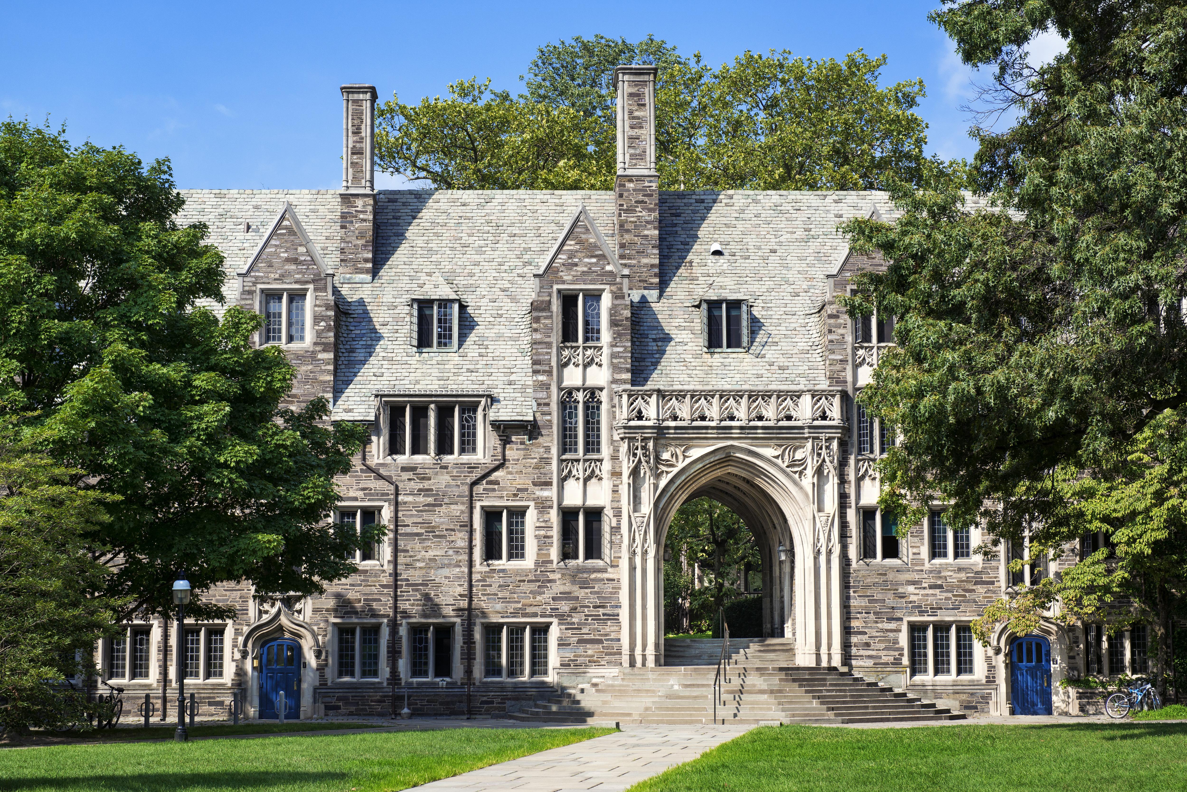 Lockhart Hall, Princeton University