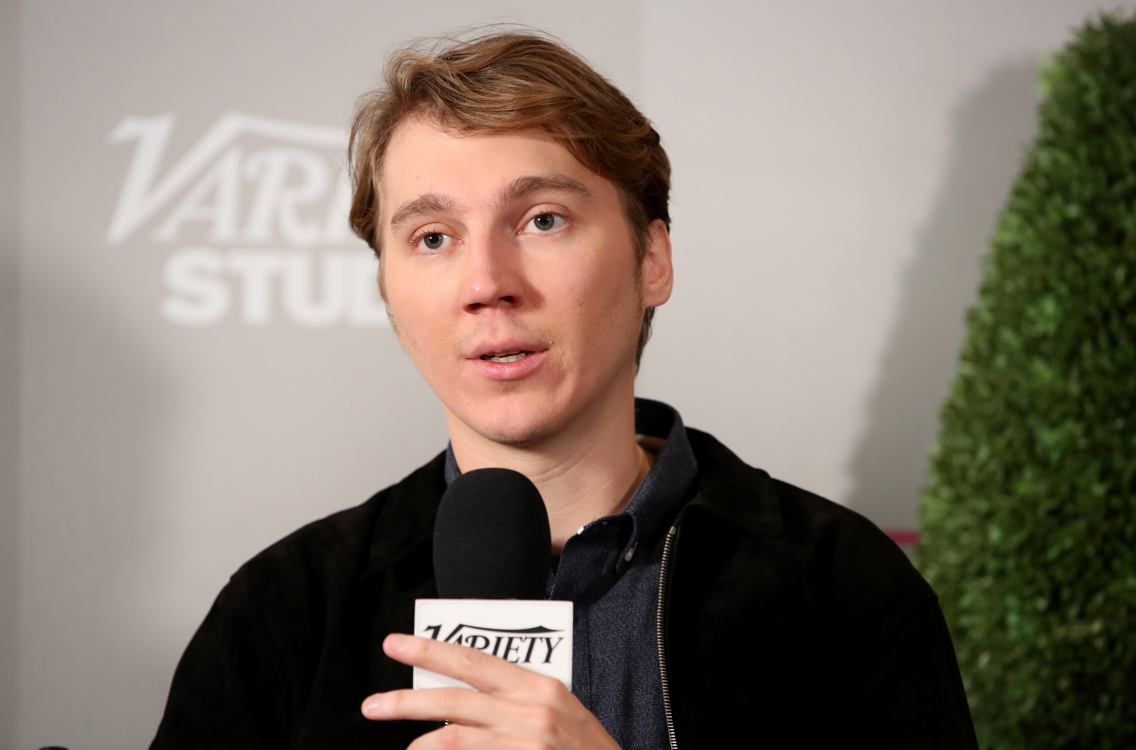 TORONTO, ON - SEPTEMBER 08:  Actor Paul Dano attends the Variety Studio presented by Moroccanoil at Holt Renfrew during the 2014 Toronto International Film Festival on September 8, 2014 in Toronto, Canada.  (Photo by Jonathan Leibson/Getty Images for Variety)