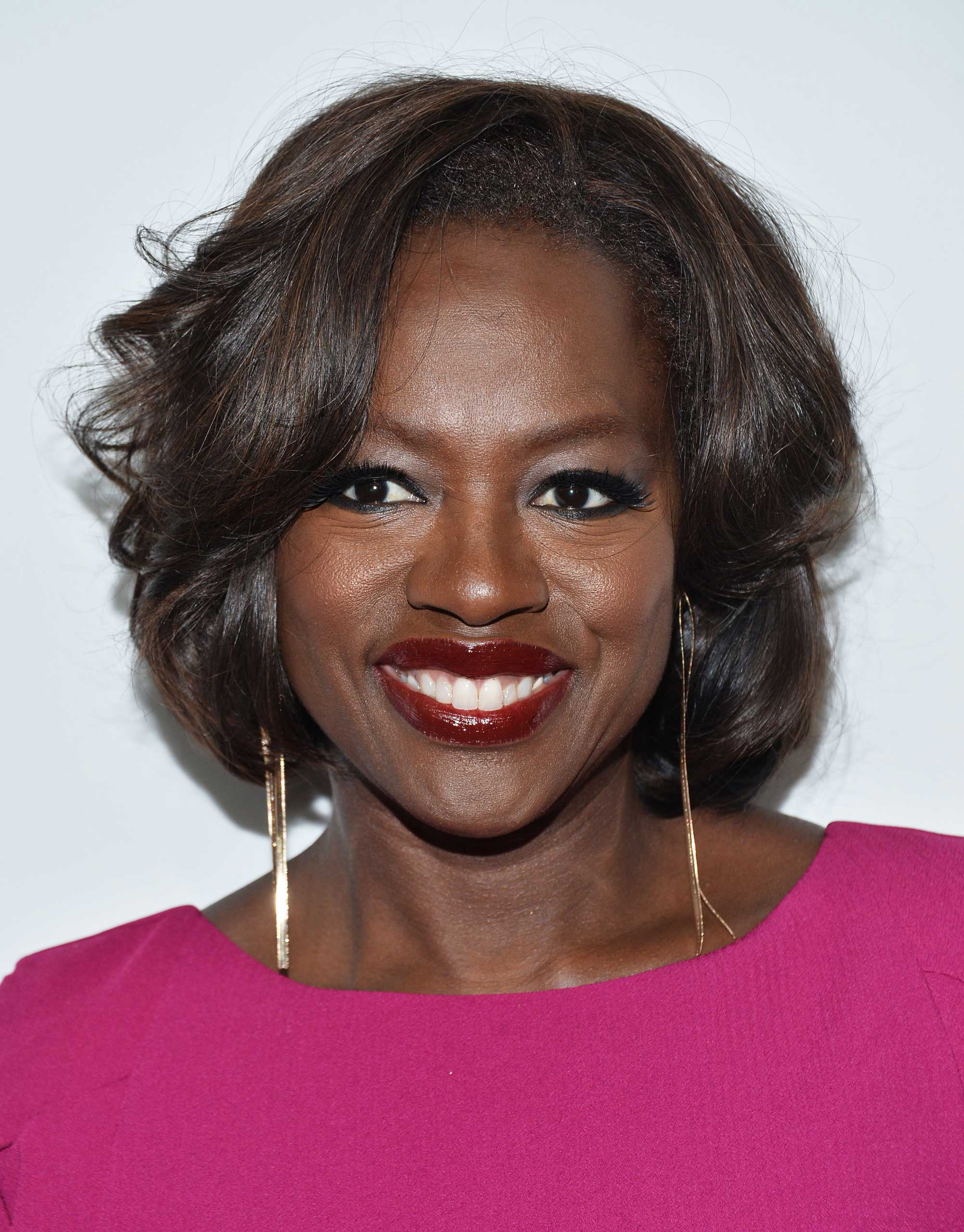 Actress Viola Davis , the star of How To Get Away With Murder.