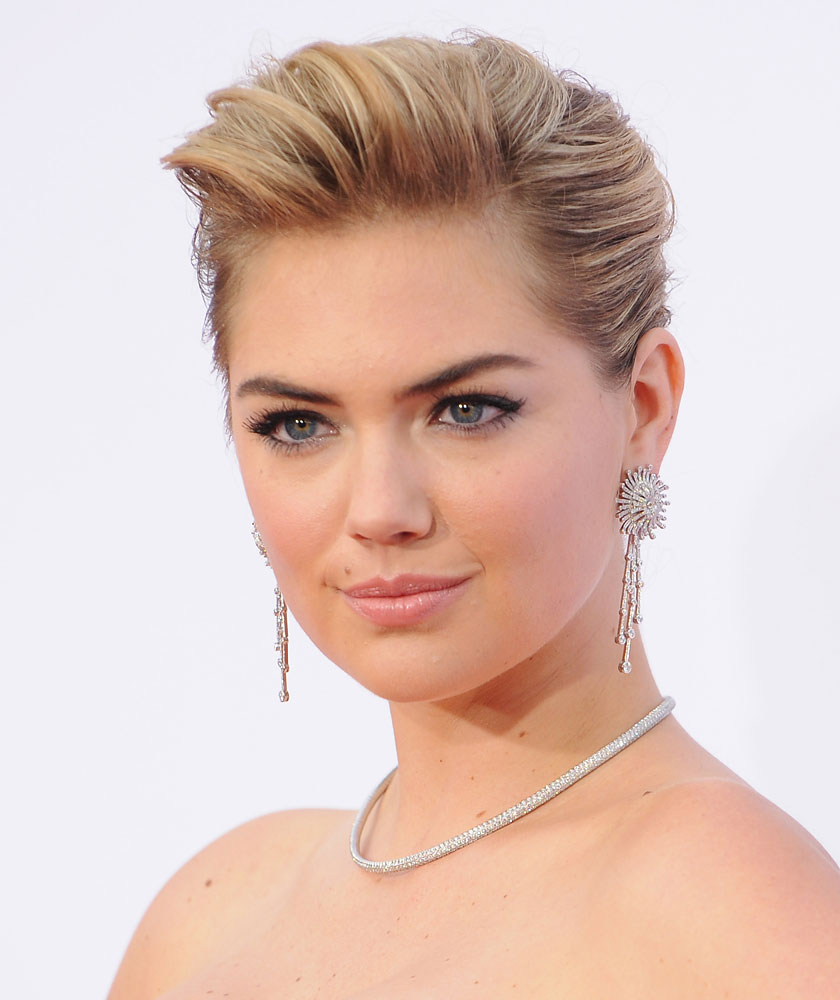 Kate Upton at the Los Angeles Premiere of  The Other Woman  at Regency Village Theatre on April 21, 2014 in Westwood, Calif.