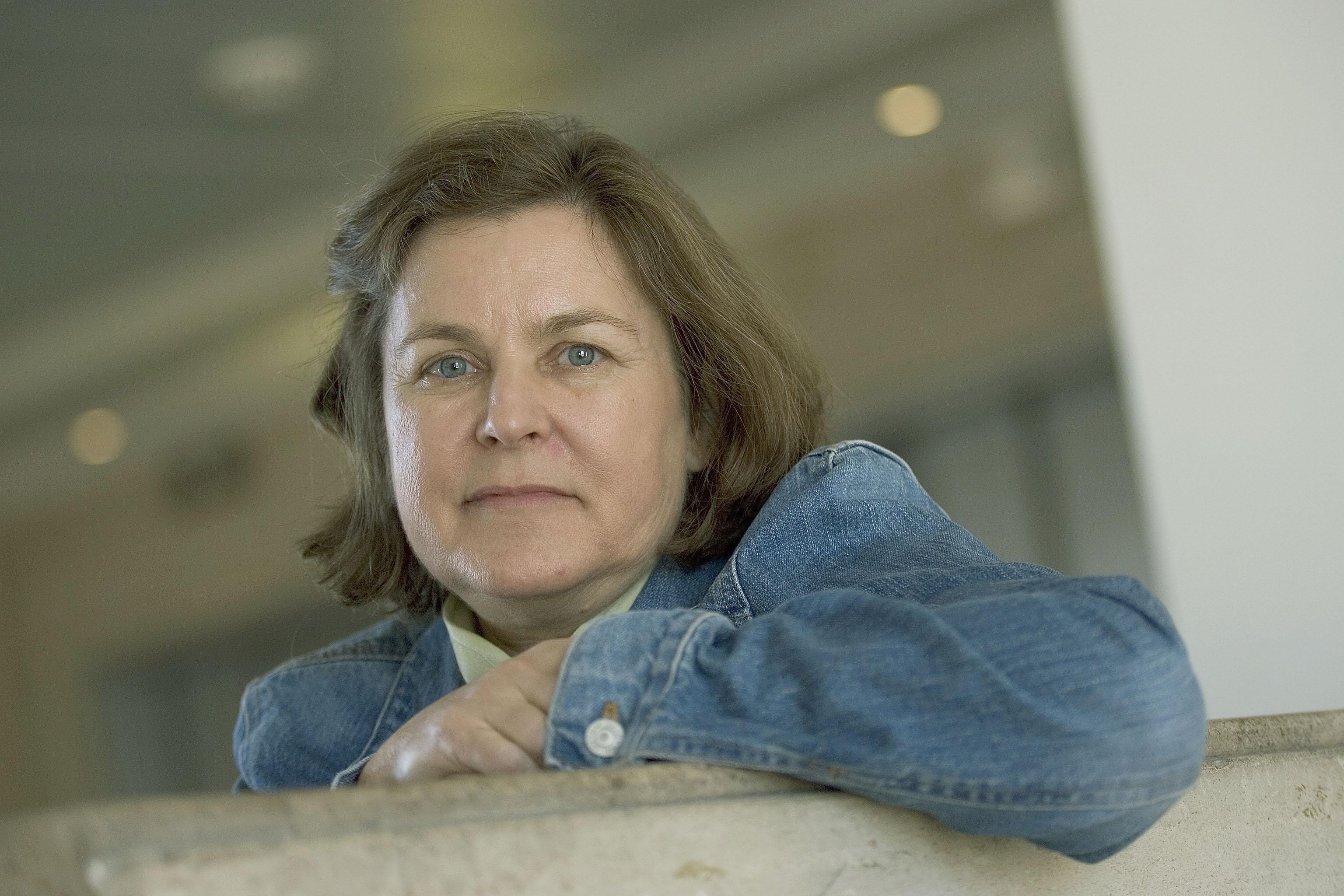 US Author Karen Joy Fowler