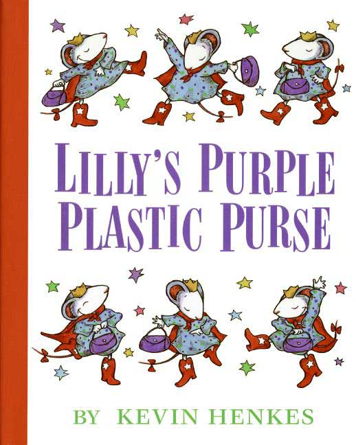 Lilly's Purple Plastic Purse, by Kevin Henkes.                                                                                                                            In this cautionary tale that keeps its sense of humor, Lilly acts rashly in school and soon regrets it.                                                                                                                            Buy now: Lilly's Purple Plastic Purse