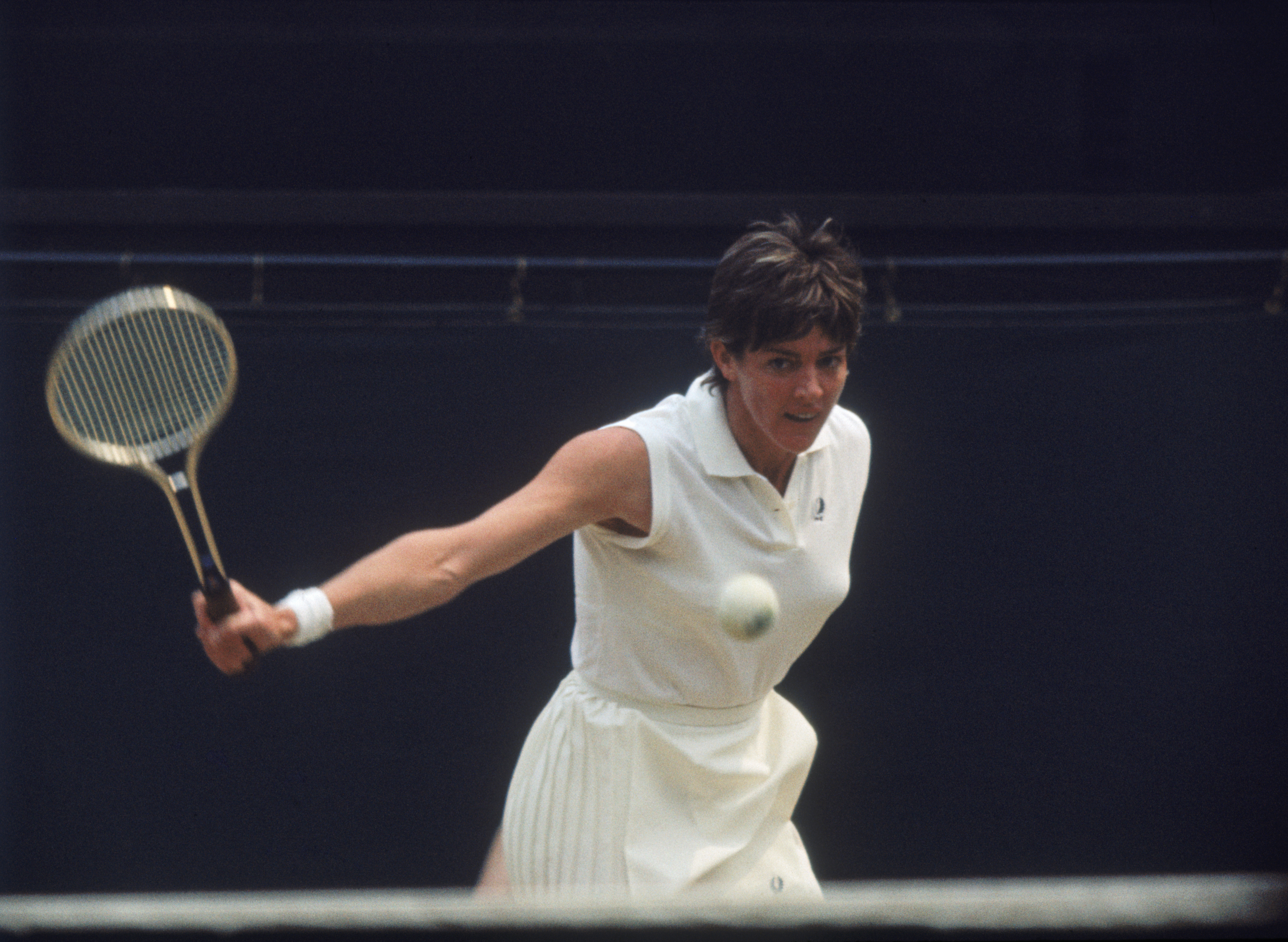 <b>Margaret Court</b> Born to poor parents in New South Wales, Australia, Margaret Court, now 71, grew up with an inferiority complex. Her family didn't have a television or a car, and her first tennis racket was fashioned from the stakes of an old wooden fence. She eventually turned it into gold.