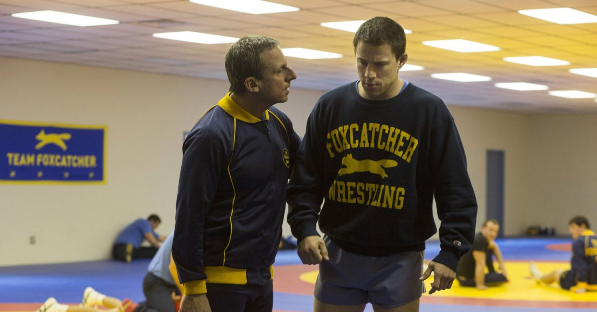 Foxcatcher: True Story Behind the Channing Tatum Movie | Time