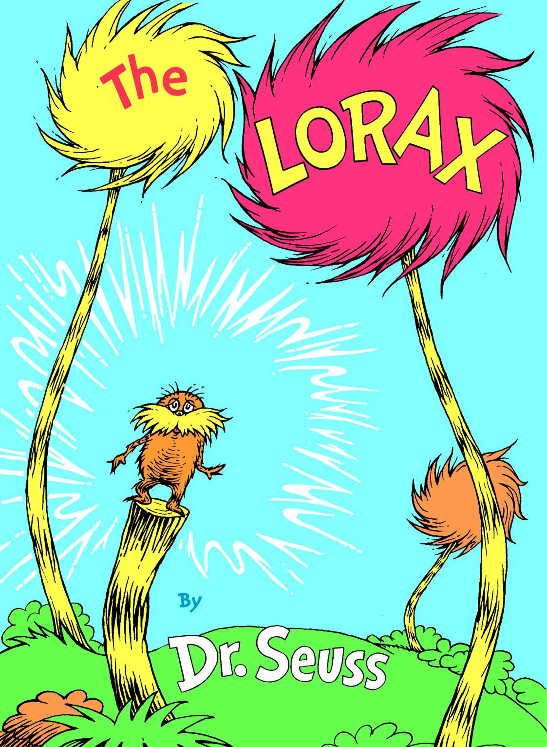 The Lorax, by Dr. Seuss.                                                                                                                            Seuss takes on serious subject matter without compromising his playful style in this environmentalist fable.                                                                                                                            Buy now: The Lorax