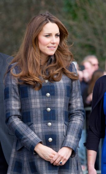 Prince William and Duchess Kate in Scotland