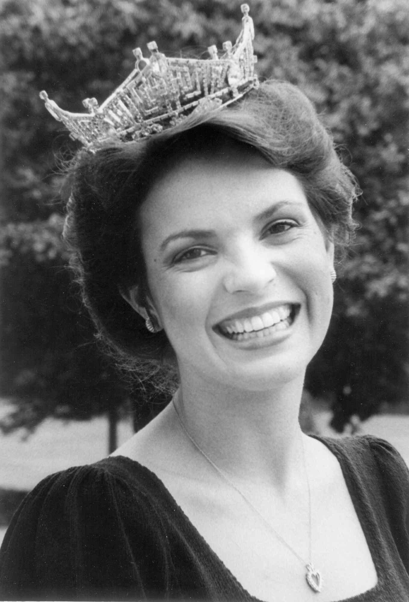 1982: Elizabeth Ward from Russellville, Ark.