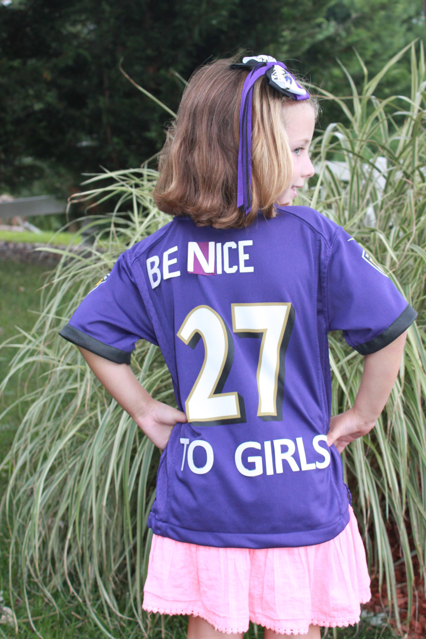 Ray Rice: Here's How One Baltimore Dad Fixed His Daughter's #27 ...