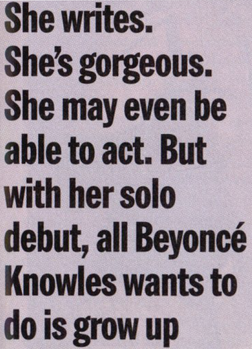 From the June 30, 2003, issue of