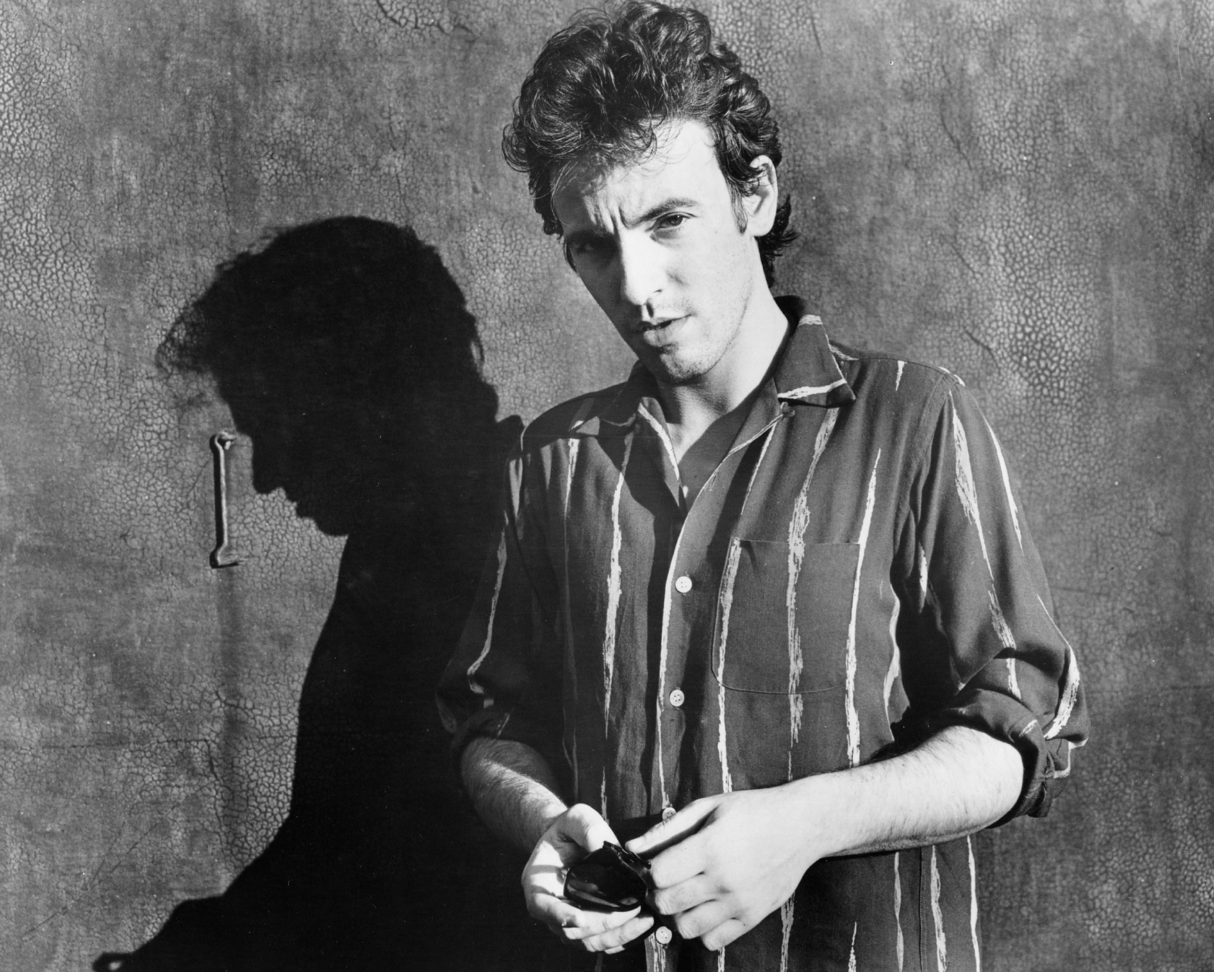1972: Springsteen's manager Mike Appel arranged for an audition in front of Columbia Records talent scout John Hammond, the man who discovered Bob Dylan and Billie Holiday.