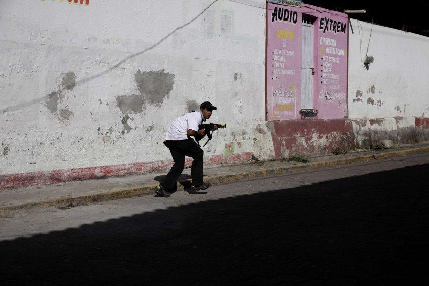Self defence militias Michoacan