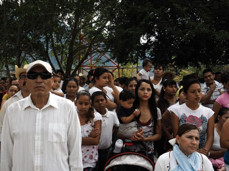 Self defence groups Michoacan