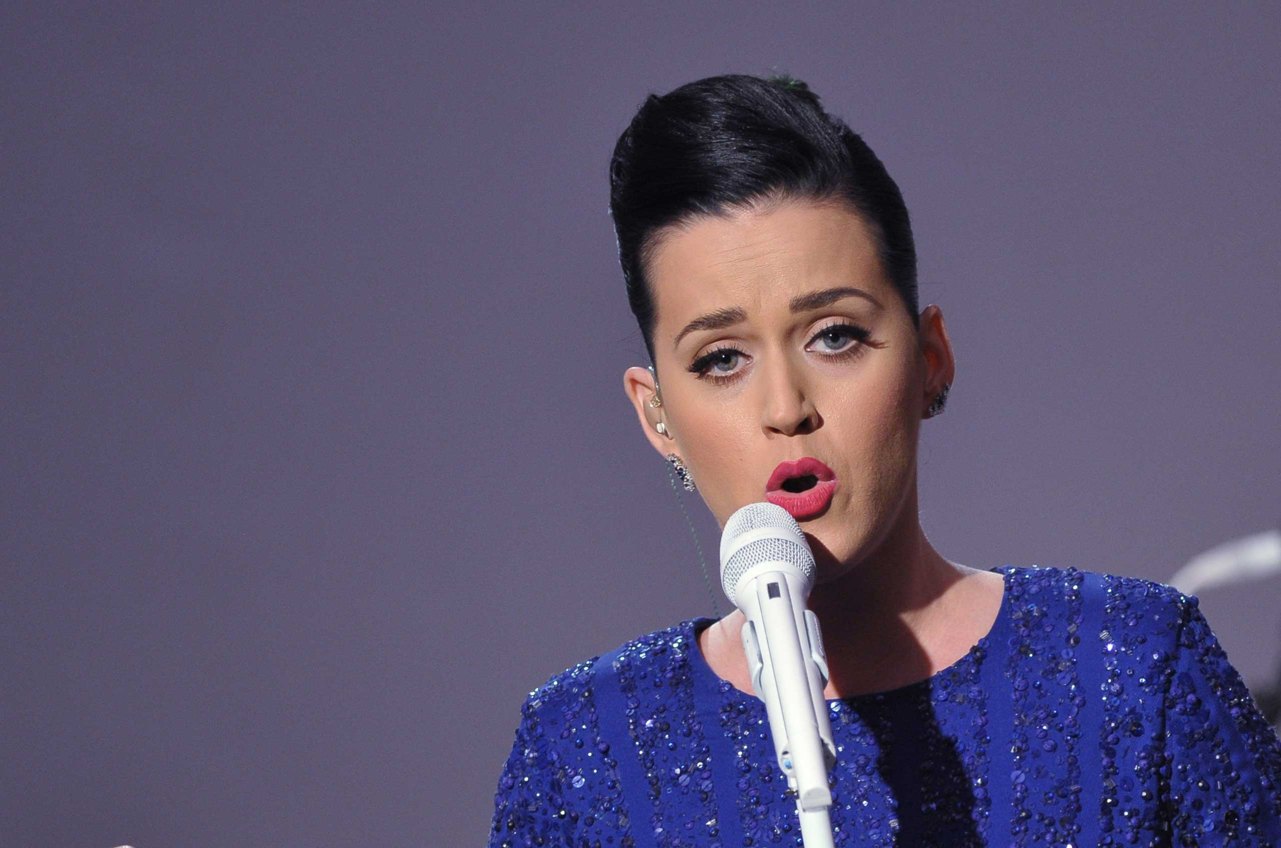 """A feminist? Um, yeah, actually,"" <strong>Katy Perry</strong> told an Australian radio host in March. ""I used to not really understand what that word meant, and now that I do, it just means that I love myself as a female and I also love men."""