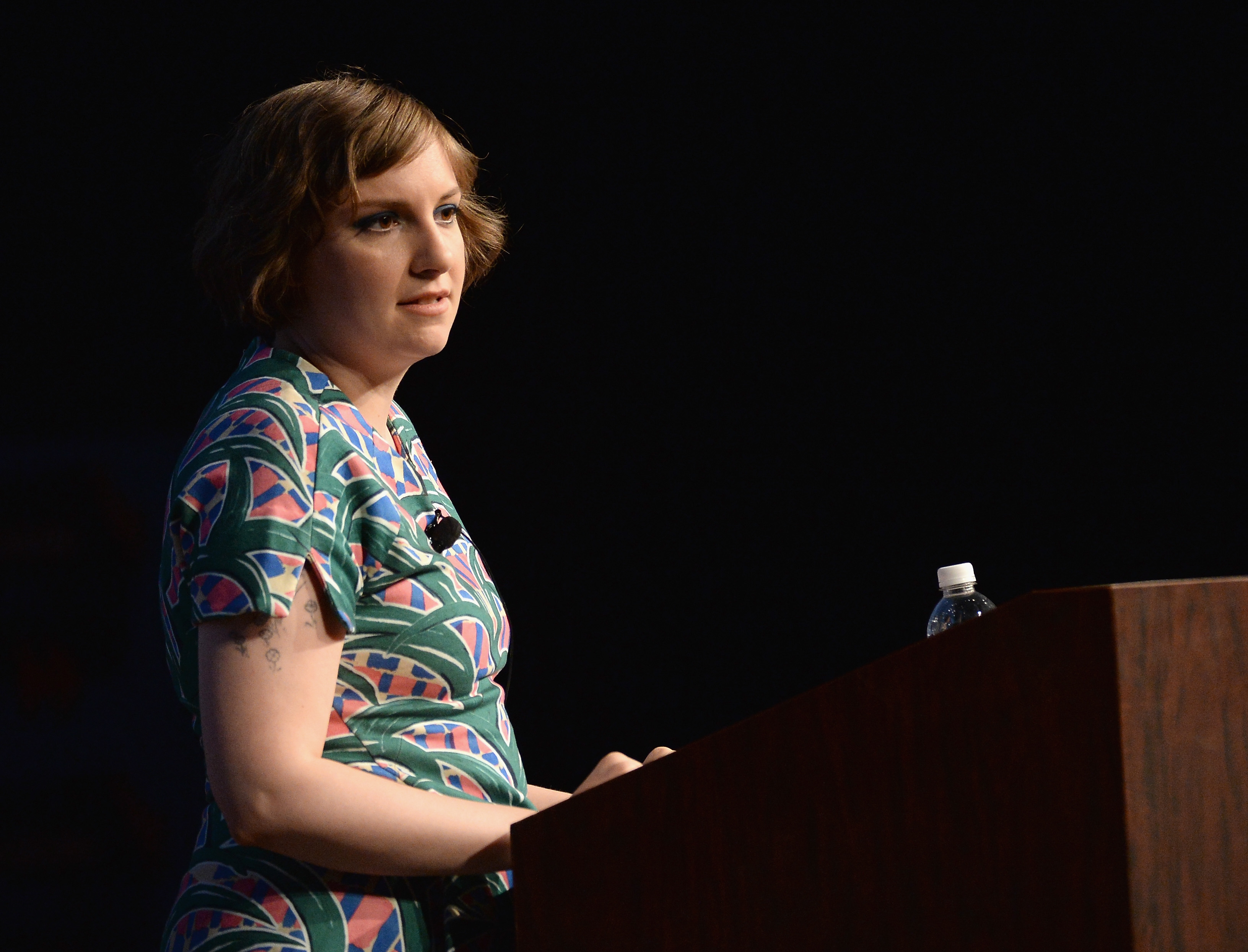 """Women saying 'I'm not a feminist' is my greatest pet peeve,"" <strong>Lena Dunham</strong> told Metro in 2013. ""Do you believe that women should be paid the same for doing the same jobs? Do you believe that women should be allowed to leave the house? Do you think that women and men both deserve equal rights? Great, then you're a feminist."""