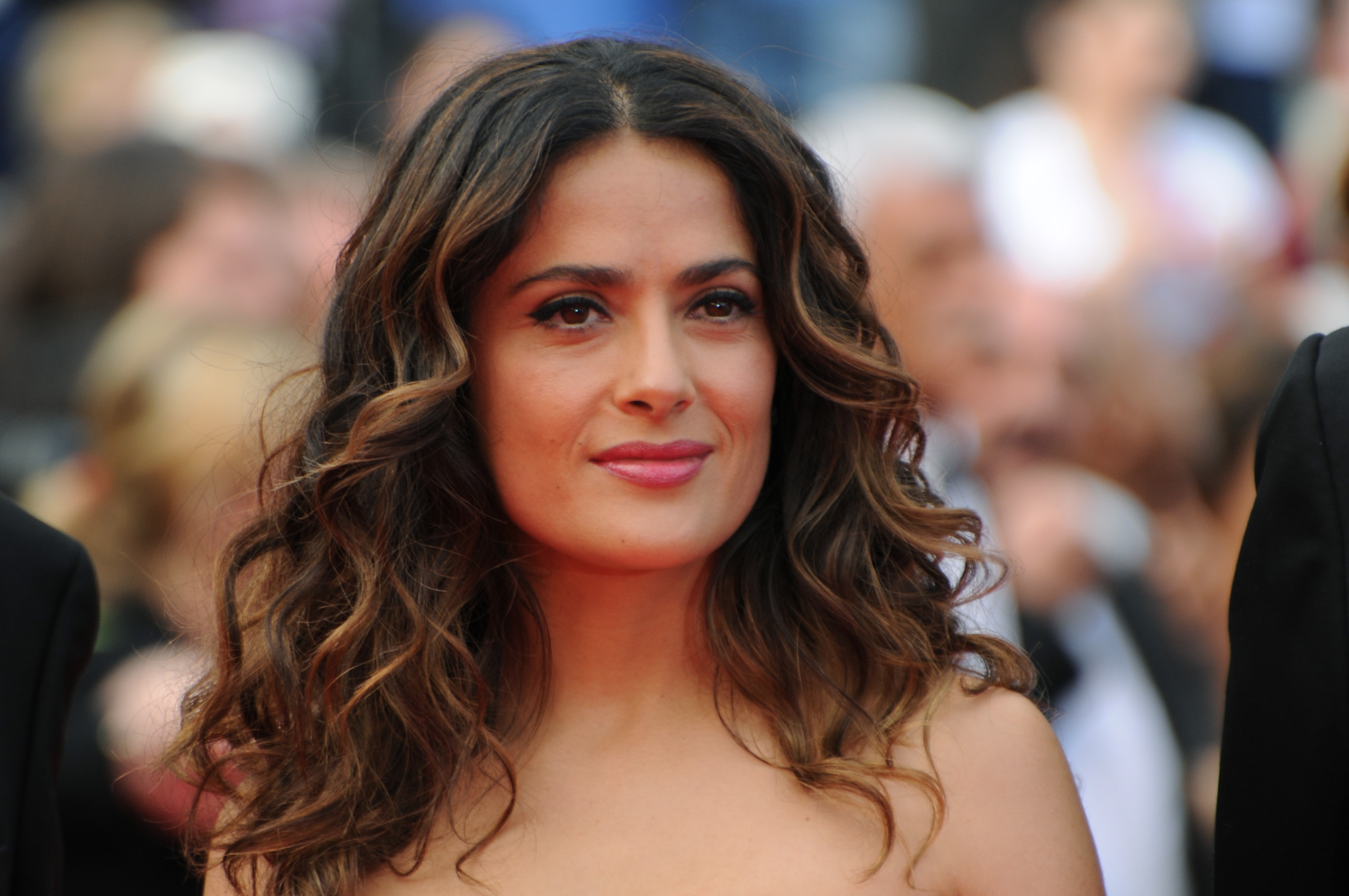 """[Feminism] means being proud of being a woman, and [having] love, respect and admiration and the belief in our strong capacities,"" <strong>Salma Hayek</strong> told Stylist in 2012. ""I don't think we are the same, women and men. We're different. But I don't think we are less than men. There are more women than men in the world – ask any single woman! So it is shocking that men are in more positions of power."""