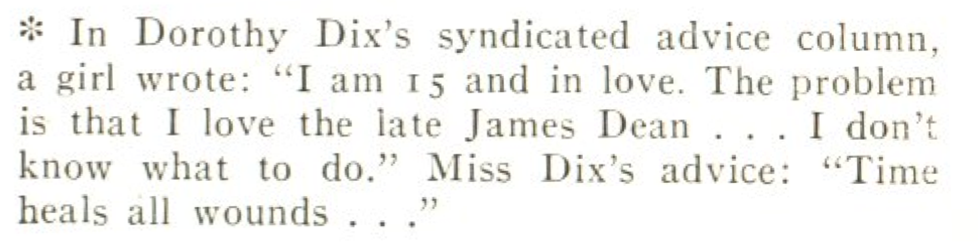 From the Sept. 3, 1956, issue of TIME