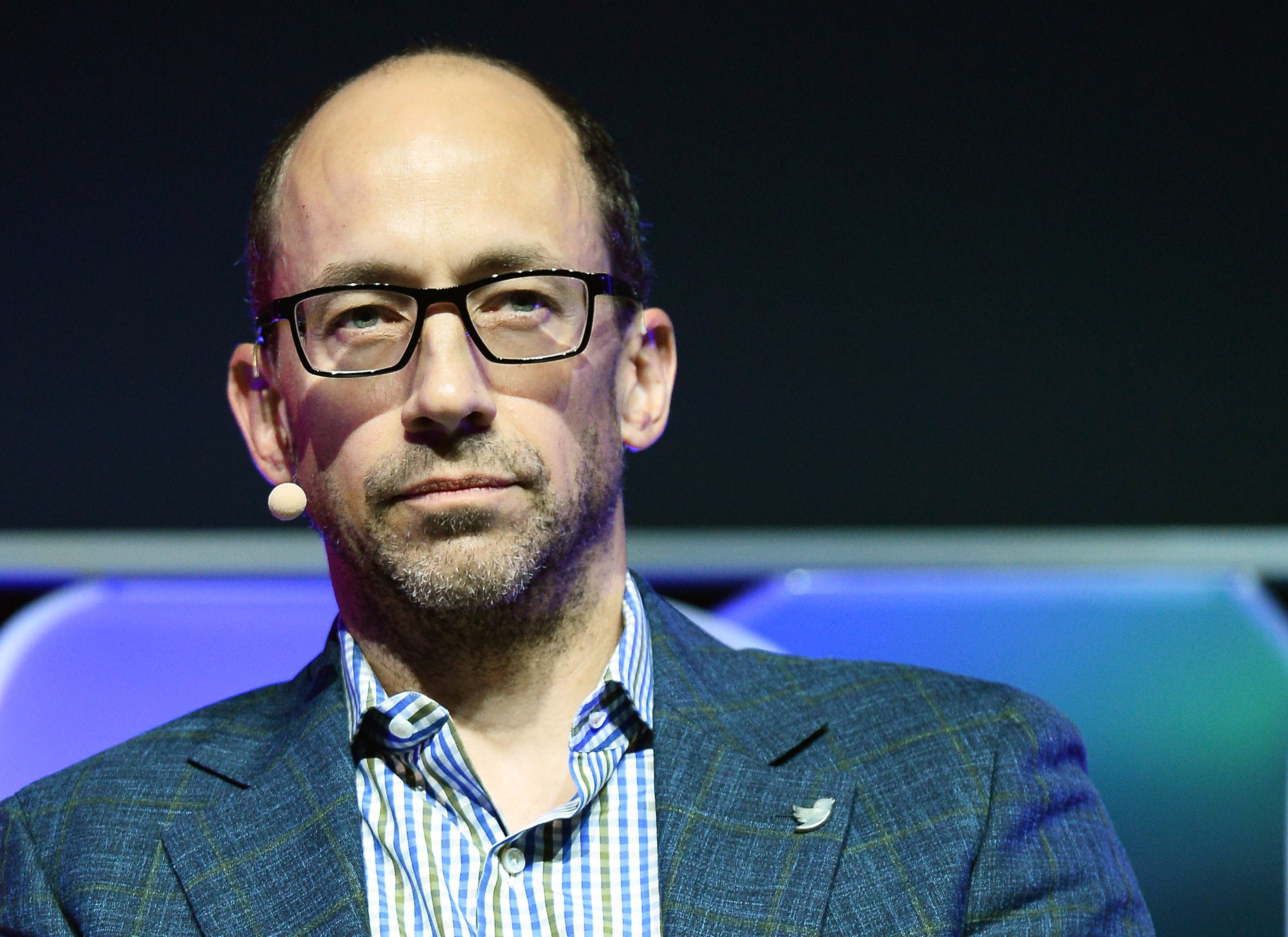 Twitter CEO Dick Costolo speaks during the Brand Matters keynote address at the 2014 International CES at The Las Vegas Hotel and Casino on Jan. 8, 2014 in Las Vegas.