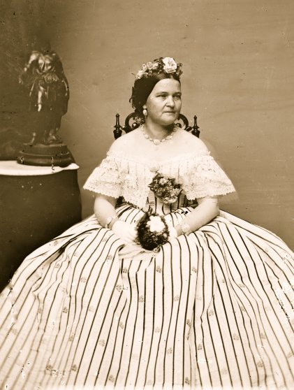 First Lady Fashion Mrs., Abraham Lincoln