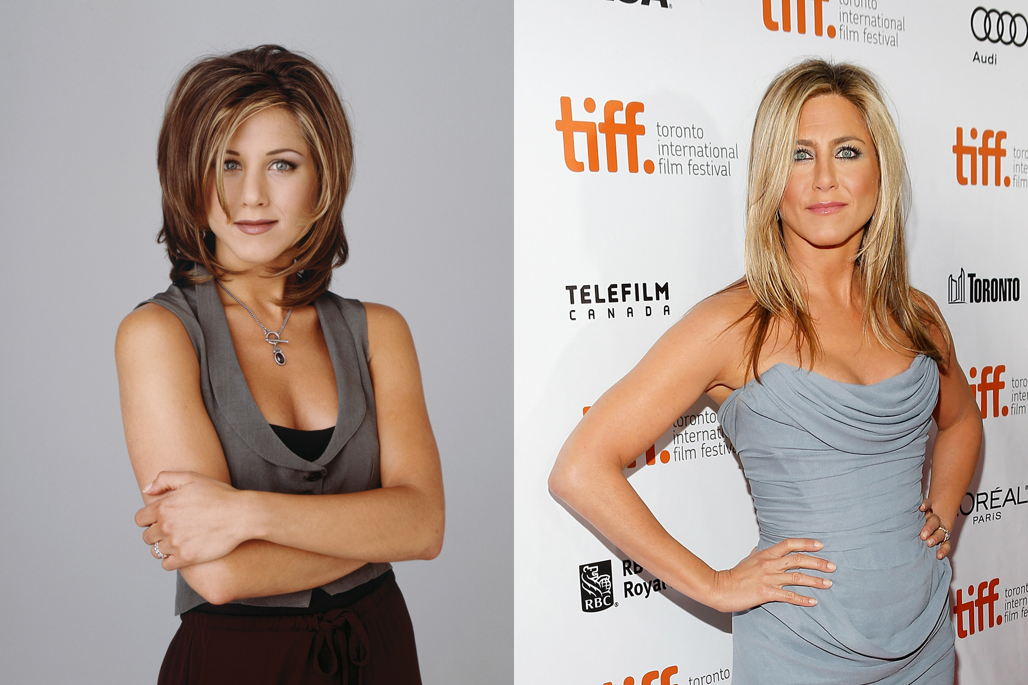 <strong>1. Jennifer Aniston (Rachel Green)                                   </strong>                                   Let's put it this way: Jennifer Aniston is the only <i>Friends</i> star who would unquestionably be able to headline a movie or book a magazine cover today. She's starred in recent high grossing films including <i>Horrible Bosses</i> and <i>We're the Millers</i>, and nabbed <i>Men's Health</i>'s 2013 Sexiest Woman of all Time.