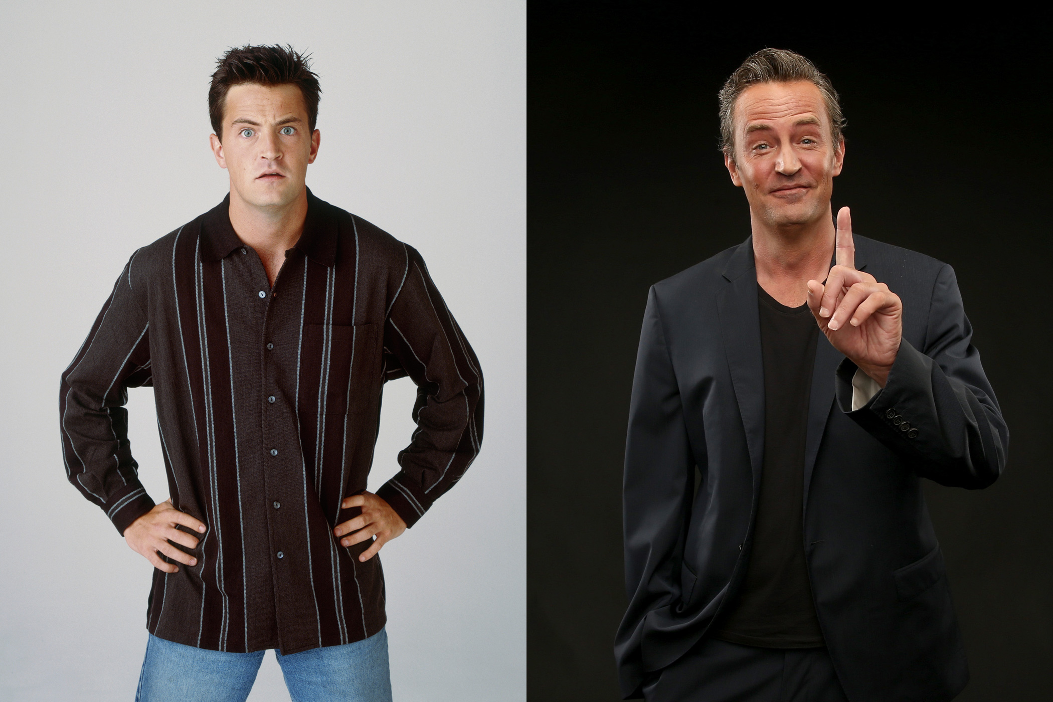 <strong>5. Matthew Perry (Chandler Bing)</strong>                                   Perry's biggest role since <i>Friends</i> was on the short-lived series <i>Studio 60 on the Sunset Strip</i> and, later, <i>Mr. Sunshine</i>.