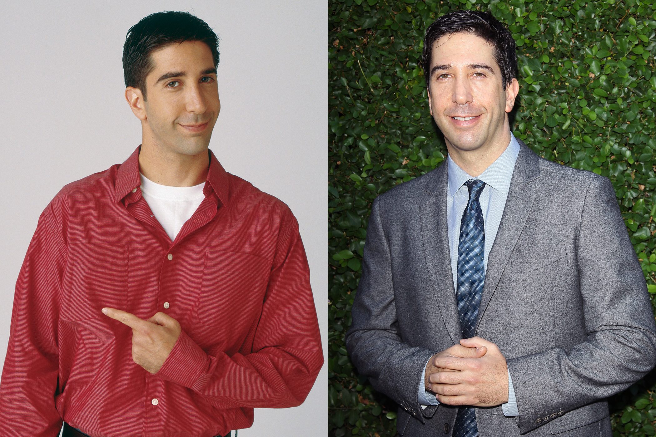 <strong>6. David Schwimmer (Ross Geller)</strong>                                   Poor Ross. Schwimmer slowly faded from the public eye since <i>Friends</i> ended. His biggest role was as the voice of Melman the giraffe in the <i>Madagascar</i> movies.