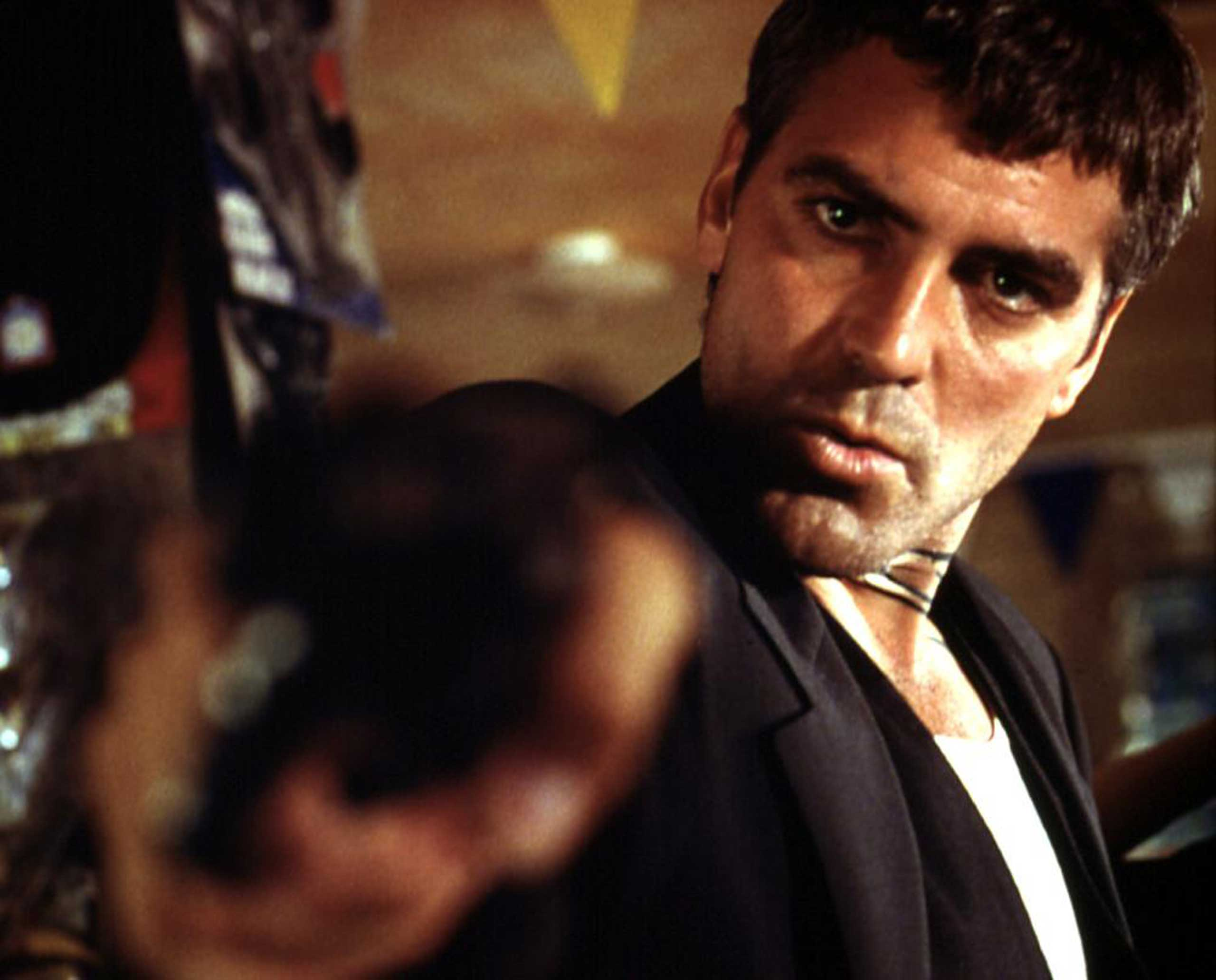 In 1996 Clooney appeared in From Dusk Till Dawn, his first successful movie.