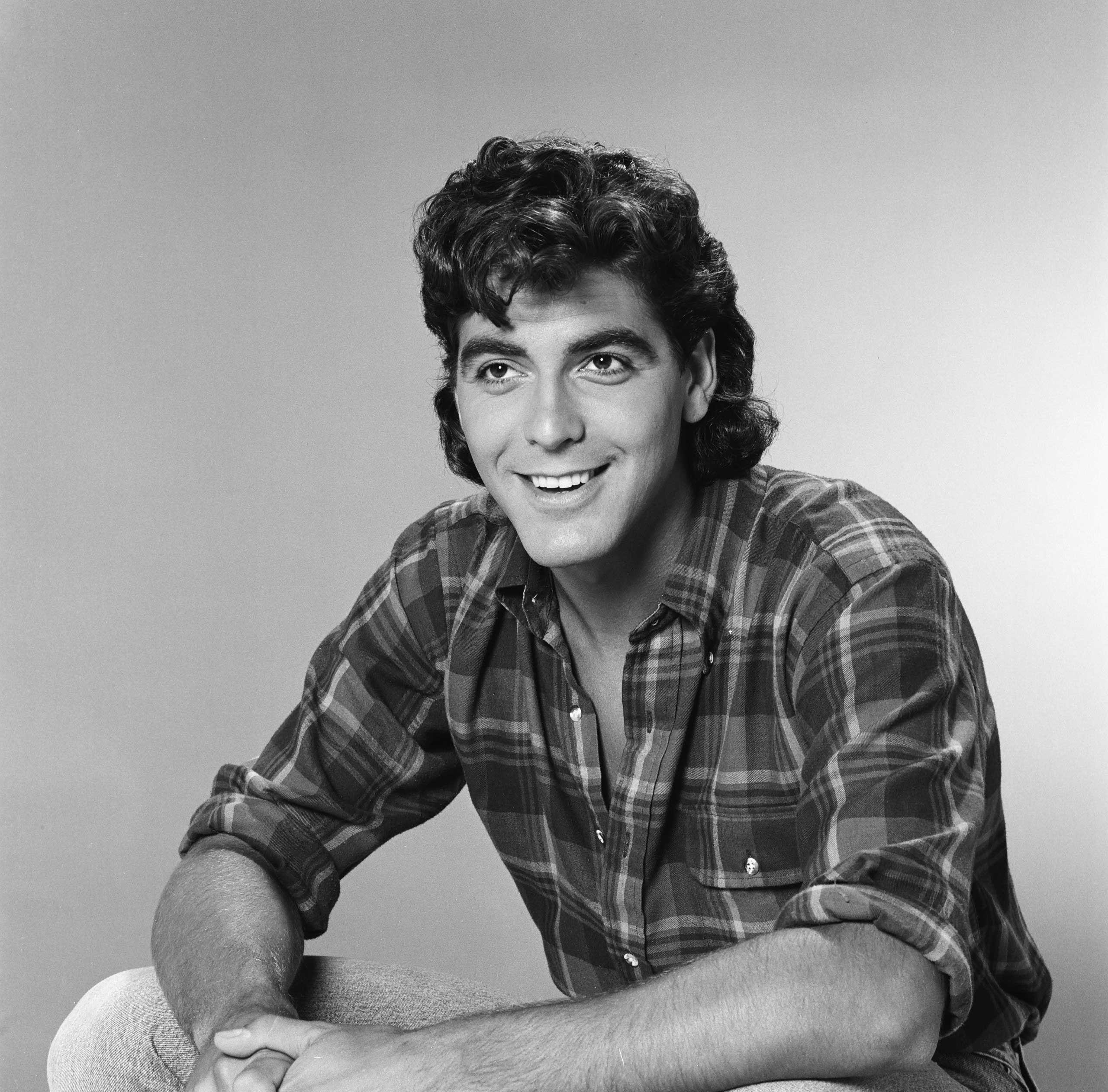 """Clooney played George Burnett on """"The Facts of Life""""  from 1985-1987."""