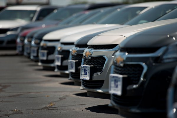 Why You Should Buy a Car Soon | Time