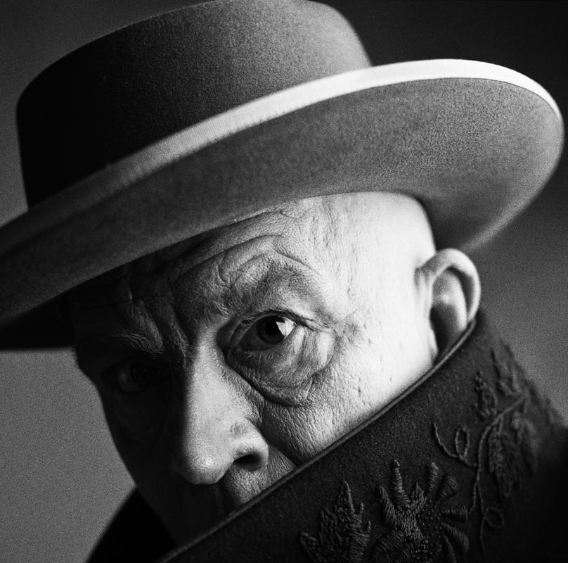 rving Penn / Pablo Picasso, Cannes, France (1957), 2014